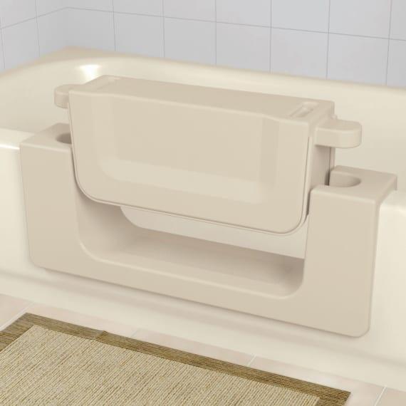 Beige CleanCut Convertible walk in tub