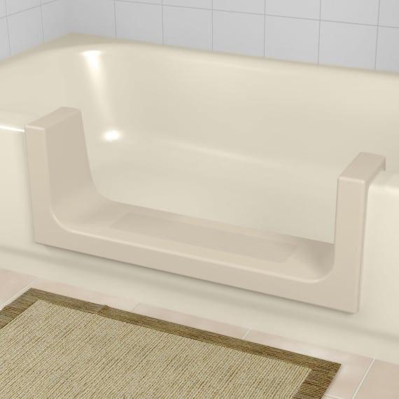 Beige CleanCut Step step in baths