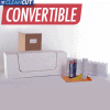 CleanCut Convertible walk-in tub cut out conversion kit
