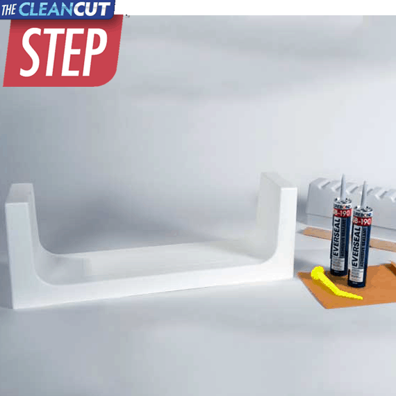CleanCut Step DIY Tub Cutout Kit