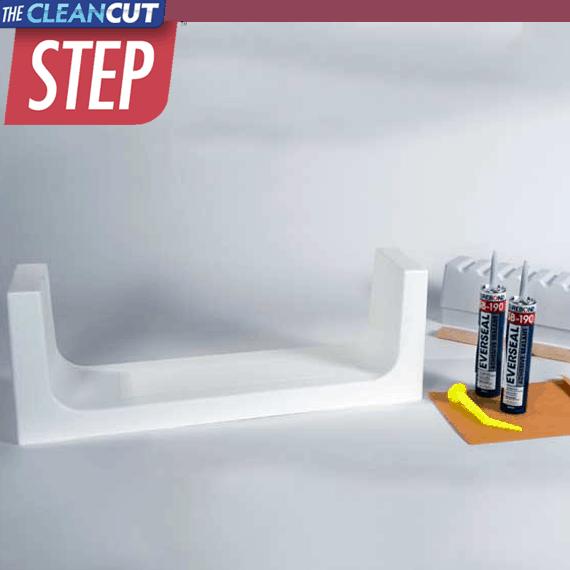 CleanCut Step bathtub cut out kit